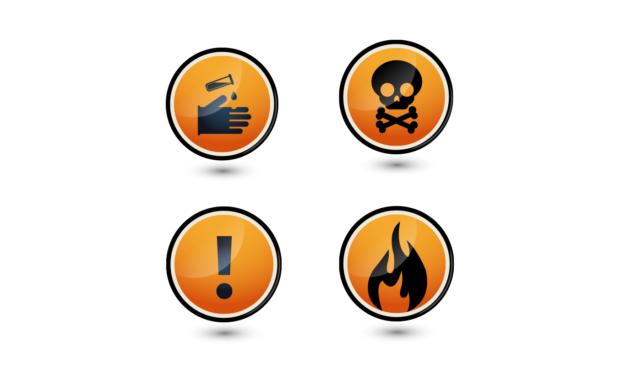 WHMIS Icons