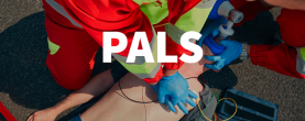Pediatric Advanced Life Support (PALS) – Initial Certification