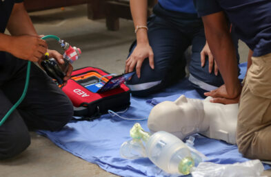First Aid Blended training Ontario Premergency
