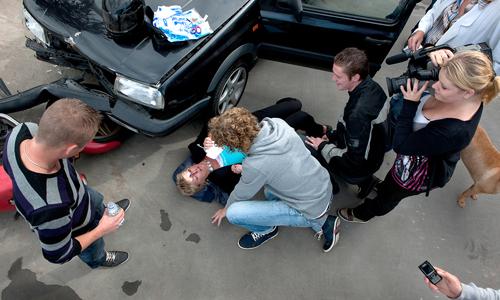 Emergency First Aid Training
